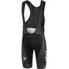 Castelli Team Sky Fan 18 Bib Shorts Heren zwart